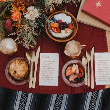 Southwestern Styled Beachy Wedding Ideas | Flourish | Madeline Barr Photo 16