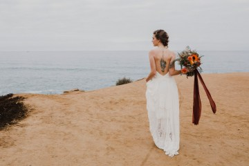 Southwestern Styled Beachy Wedding Ideas | Flourish | Madeline Barr Photo 2