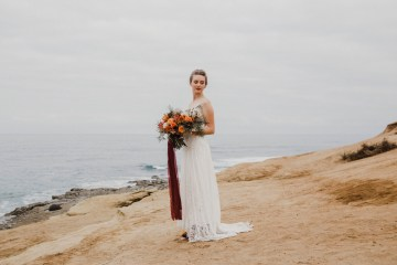 Southwestern Styled Beachy Wedding Ideas | Flourish | Madeline Barr Photo 3