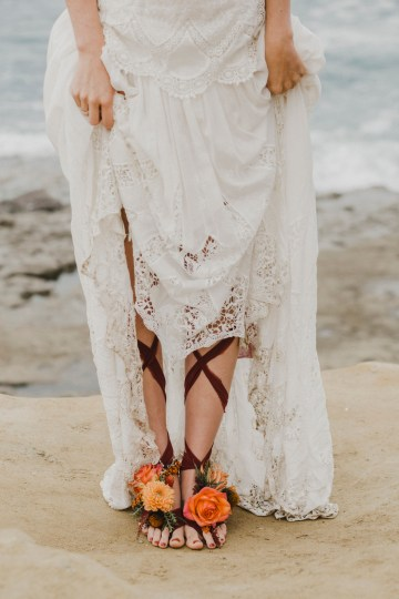 Southwestern Styled Beachy Wedding Ideas | Flourish | Madeline Barr Photo 32