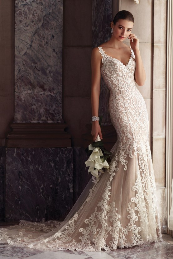 The Best Wedding Dresses For Your Zodiac Sign From Mon Cheri Bridals Martin Thornburg | Amber