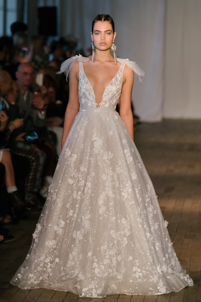 Did You See The Latest Berta Wedding Dress Collection We Re Freaking Out