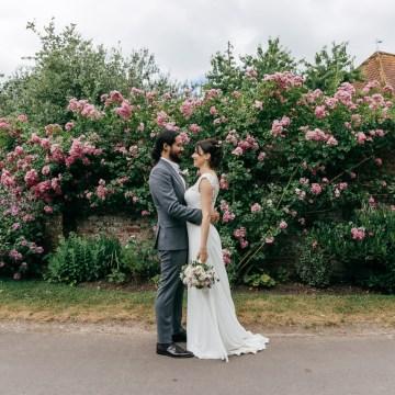 Charming & Personal Clock Barn Wedding | Amber Marie Photography 12