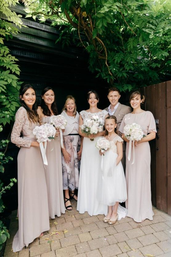 Charming & Personal Clock Barn Wedding | Amber Marie Photography 24