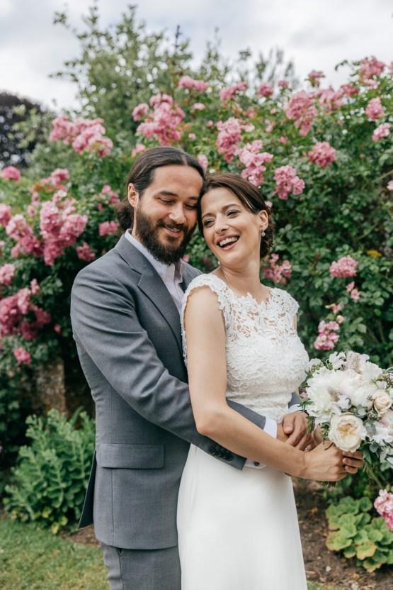 Charming & Personal Clock Barn Wedding | Amber Marie Photography 31