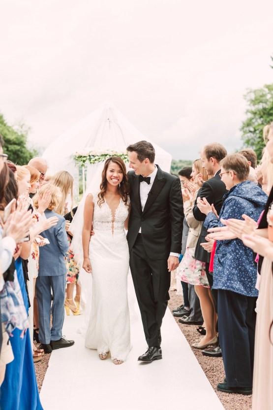 Glamorous French Chateau Wedding | Christina Sarah Photography 18