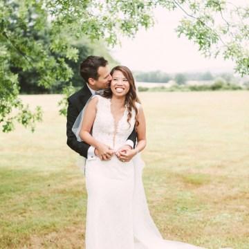 Glamorous French Chateau Wedding | Christina Sarah Photography 24