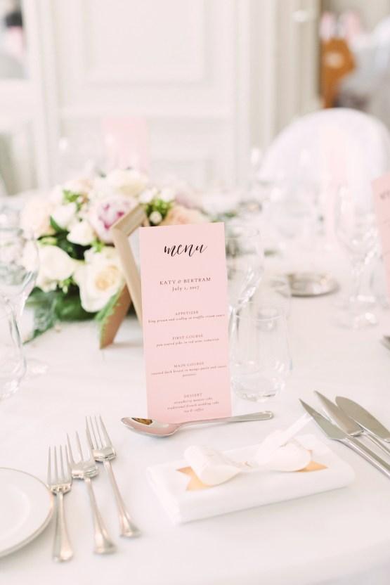 Glamorous French Chateau Wedding | Christina Sarah Photography 26