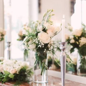 Glamorous French Chateau Wedding | Christina Sarah Photography 29