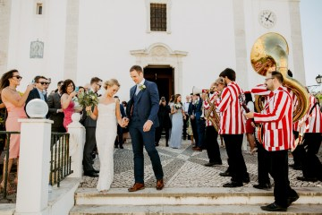 Joyful & Vibrant Lisbon Wedding Film | The Framers 7