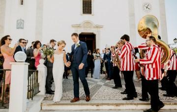 Joyful & Vibrant Lisbon Wedding Film | The Framers 7