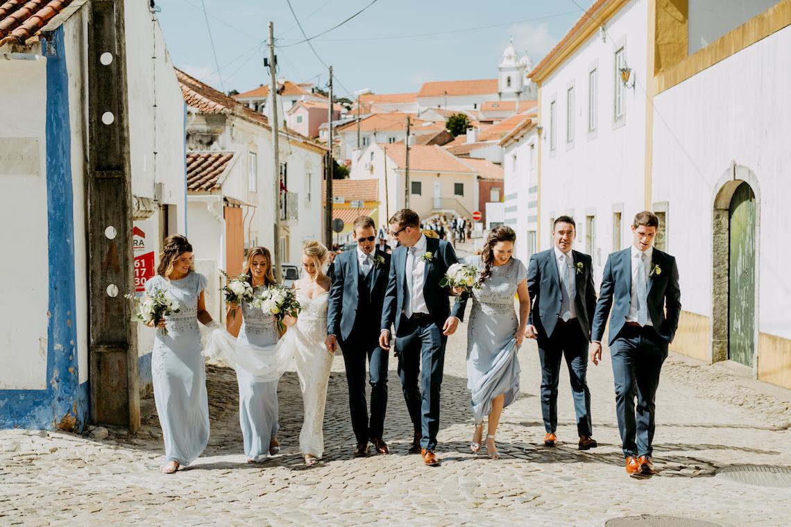 Joyful & Vibrant Lisbon Wedding Film | The Framers 8