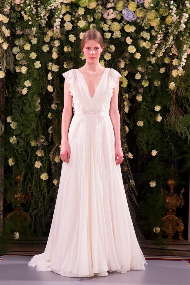 6ed9ac37460f6 Jenny Packham wows at London Bridal Week