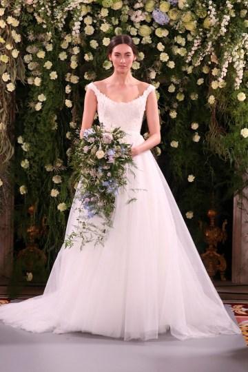 London Bridal Week Jenny Packham Stunning 2019 Wedding Dress Collection   Lucille