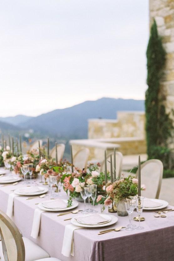 Malibu Wedding Inspiration With A Ruffled Pink Dress | Pura Vida Photography 22