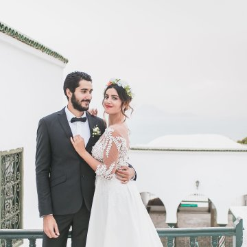 Mediterranean Meets Africa; Colorful Tunisian Wedding Inspiration | Ness Photography 5