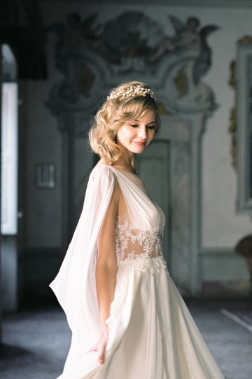 Russian Ark; Italian Palace Wedding Inspiration | Olga Makarova 14