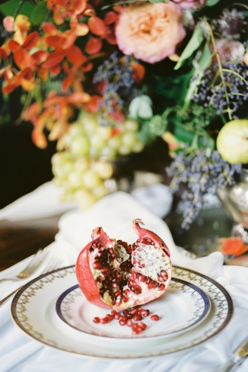 Russian Ark; Italian Palace Wedding Inspiration | Olga Makarova 23