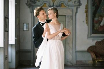 Russian Ark; Italian Palace Wedding Inspiration | Olga Makarova 49
