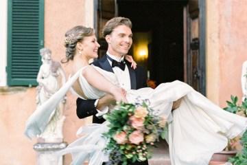 Russian Ark; Italian Palace Wedding Inspiration | Olga Makarova 51