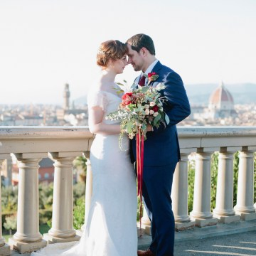 Rustic & Glamorous Tuscan Elopement | Purewhite Photography 36