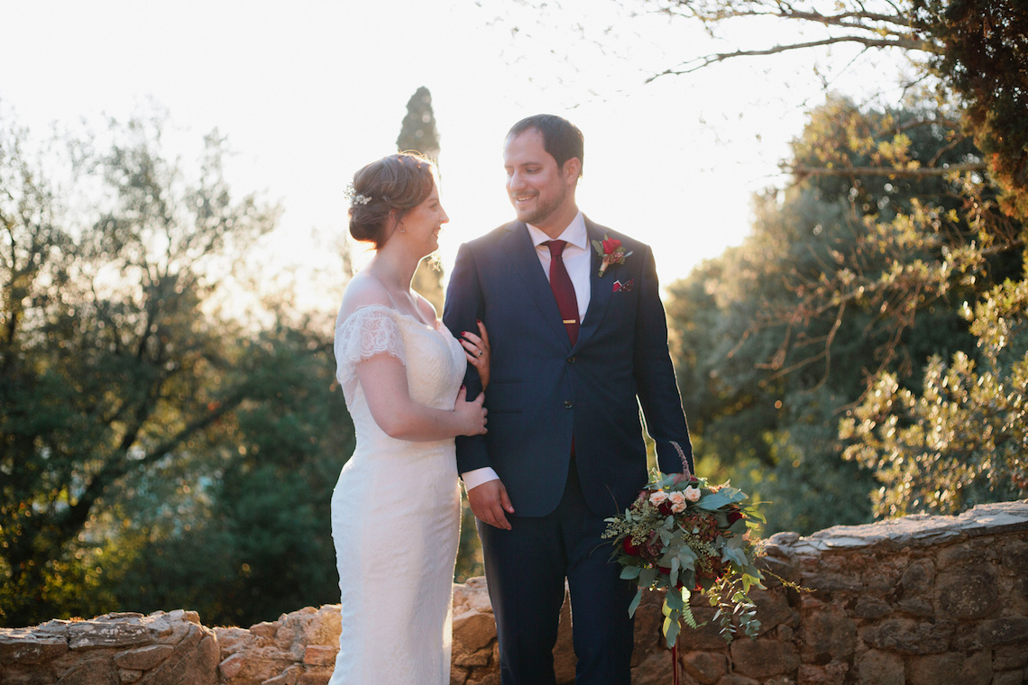 Rustic & Glamorous Tuscan Elopement | Purewhite Photography 6