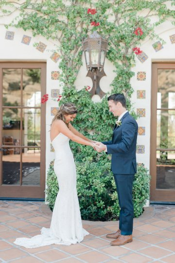 Upscale, Modern Ranch Wedding   Anya Kernes Photography 11