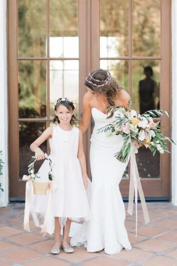 Upscale, Modern Ranch Wedding   Anya Kernes Photography 17