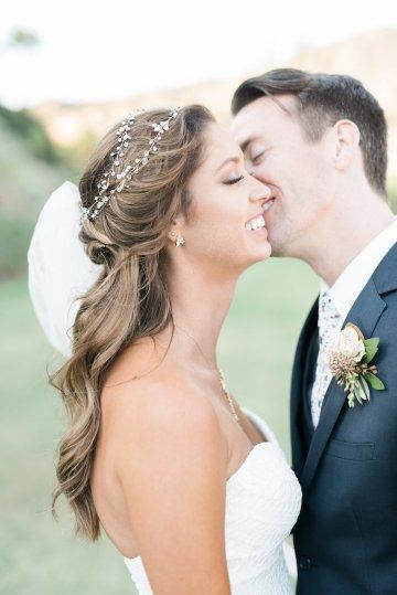 Upscale, Modern Ranch Wedding   Anya Kernes Photography 32