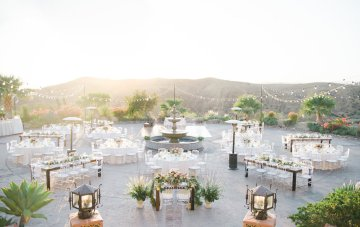 Trendy, Modern, Upscale, Ranch Wedding