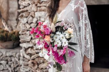 Wild, Spanish Wedding Inspiration For Bohemian Brides | IDO Events | Kevin Klein 1