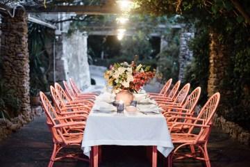Wild, Spanish Wedding Inspiration For Bohemian Brides | IDO Events | Kevin Klein 13