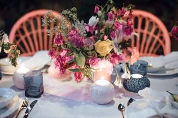 Wild, Spanish Wedding Inspiration For Bohemian Brides | IDO Events | Kevin Klein 14