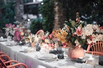 Wild, Spanish Wedding Inspiration For Bohemian Brides | IDO Events | Kevin Klein 15