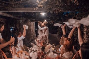 Wild, Spanish Wedding Inspiration For Bohemian Brides | IDO Events | Kevin Klein 17