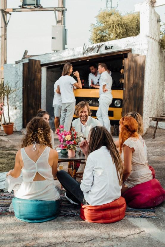 Wild, Spanish Wedding Inspiration For Bohemian Brides   IDO Events   Kevin Klein 27