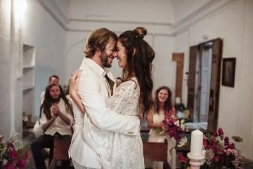 Wild, Spanish Wedding Inspiration For Bohemian Brides | IDO Events | Kevin Klein 9