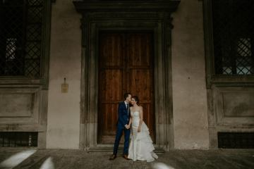 Wildy Romantic & Outrageously Fun Florence Elopement | Kelly Redinger Photography 13