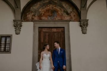 Florence Italy Destination Wedding Photographer