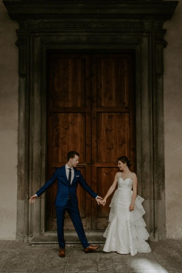 Wildy Romantic & Outrageously Fun Florence Elopement | Kelly Redinger Photography 47