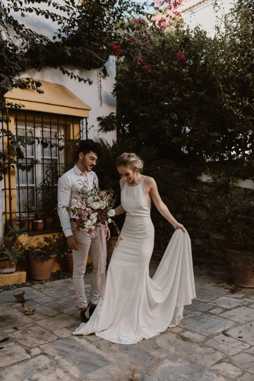Bougainvillea Wedding Inspiration With Modern Silk Gowns   IDO Events   Kevin Klein 10