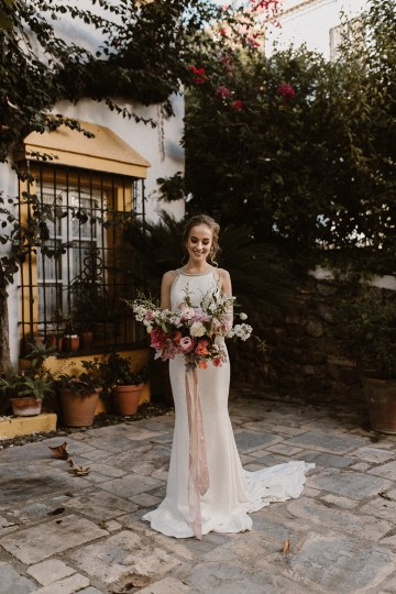 Bougainvillea Wedding Inspiration With Modern Silk Gowns   IDO Events   Kevin Klein 14