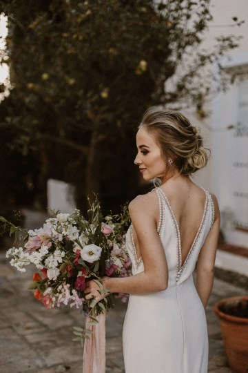 Bougainvillea Wedding Inspiration With Modern Silk Gowns   IDO Events   Kevin Klein 15