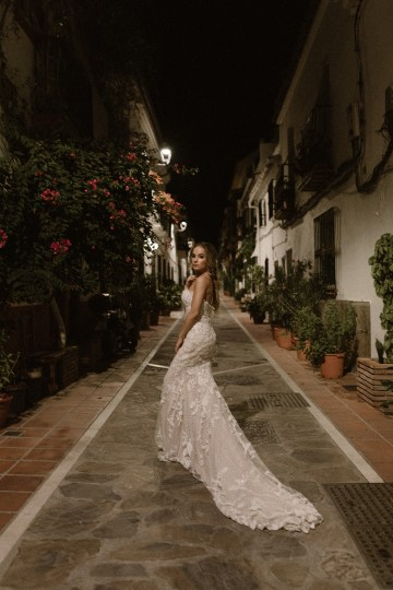 Bougainvillea Wedding Inspiration With Modern Silk Gowns   IDO Events   Kevin Klein 31