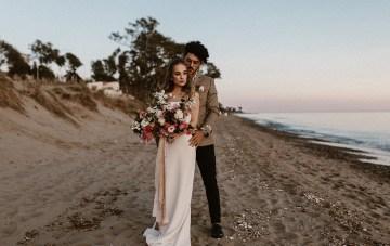 Modern Marbella Nights; Bougainvillea Wedding Inspiration