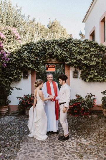Bougainvillea Wedding Inspiration With Modern Silk Gowns   IDO Events   Kevin Klein 5