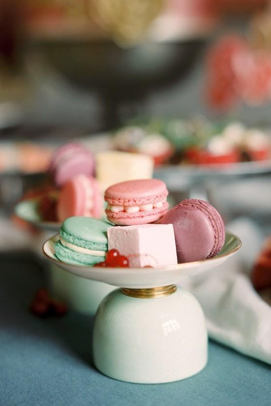 Citrus & Peach Chateau Wedding Inspiration | Lucy Davenport 12