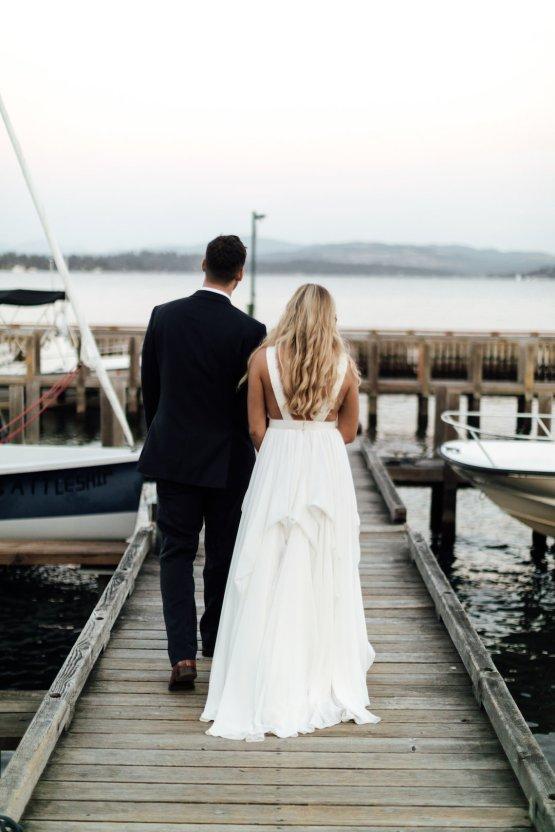 Classic Seattle Waterfront Wedding | JTobiason Photography 29