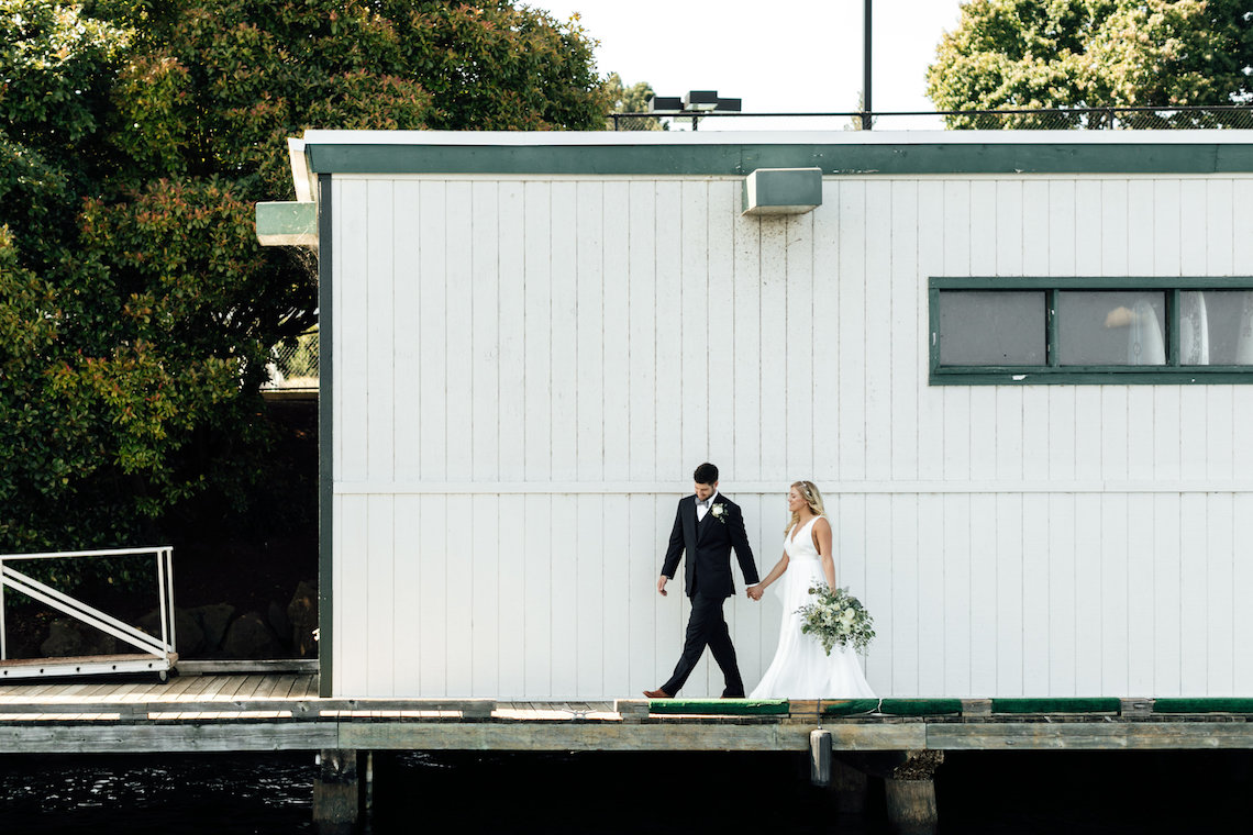 Classic Seattle Waterfront Wedding | JTobiason Photography 36