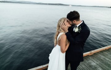 Classic Seattle Waterfront Wedding
